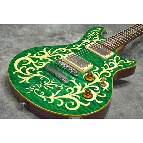 ESP / Potberry 30th Limited Edition See Thru Green
