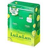 九州プレミアム LuLuLun (ルルルン) フェイスマスク カボスの香り 7枚×5袋