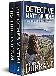 DETECTIVE MATT BRINDLE DOUBLE BOOK BOX SET two utterly gripping crime mysteries (TOTALLY GRIPPING CRIME THRILL