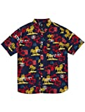 Hawaiian Sport Shirt/ハワイアン・スポーツシャツ ステューシー画像①