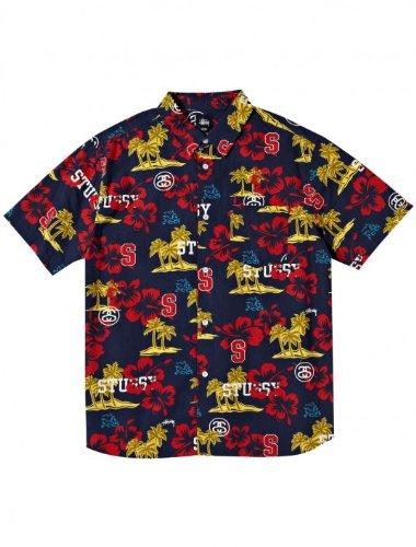 Hawaiian Sport Shirt/ハワイアン・スポーツシャツ ステューシー