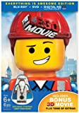 Best 3D DVDムービー - レゴ:ムービー 北米版 / The LEGO Movie [3D Blu-ray Review