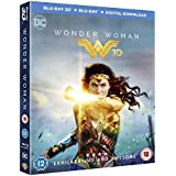 Wonder Woman ワンダーウーマン 日本語対応[Blu-ray 3D + Blu-ray + Digital Download] [2017]