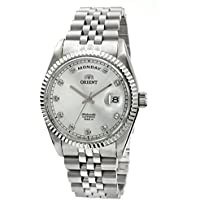 "ORIENT ""President"" Classic Automatic Sapphire Watch EV0J003W"
