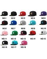 NEWERA CAP YANKEES ニューエラ キャップ NY ニューヨーク ヤンキース 帽子 ヒップホップ Hip Hop風 野球帽 サイズと色選択可 (頭囲58cm, NO.10) [並行輸入品]