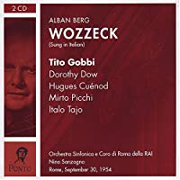 Wozzeck (Sung in Italian)