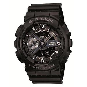 [カシオ]CASIO 腕時計 G-SHOCK ジーショック GA-110-1BJF メンズ