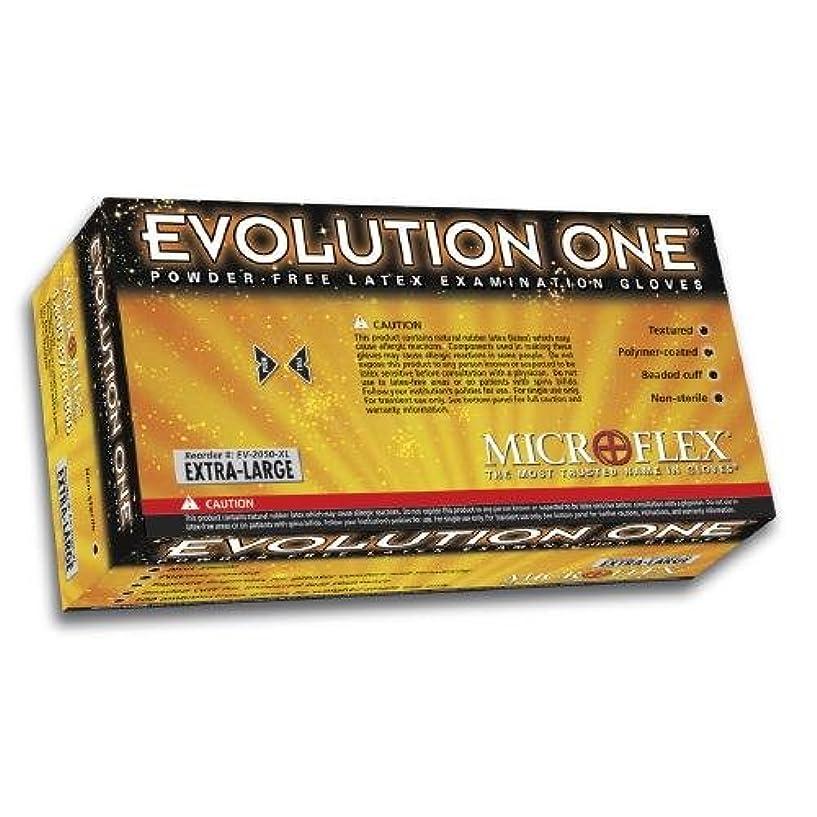 リゾート国内のライドBarrierSafe Solutions International EV-2050-S Microflex Evolution One 5 1/2 mil Latex Ambidextrous Non-Sterile...