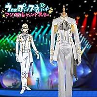 【i-cos】うたの☆プリンスさまっ♪ マジLOVEレジェンドスター カミュ コスプレ衣装 コスチューム 仮装 cosplay (XL, 女性)