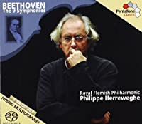 Beethoven: The 9 Symphonies (2011-10-25)