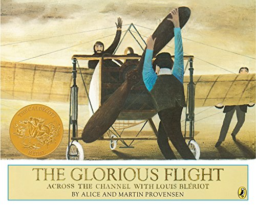 The Glorious Flight: Across the Channel with Louis Bleriot July 25, 1909 (Picture Puffin Books)の詳細を見る