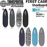 15-16 TRANSPORTER 【トランスポーター】サーフボードケース ファーストケース S [6'0](ブラック)ショートボードケース ハードケース