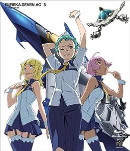 エウレカセブンAO 6 [Blu-ray]