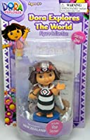 Dora Explores The World - Figure Collection Series 1 -