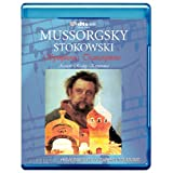実験プロジェクト : MUSSORGSKY: Pictures at an Exhibition / Boris Godunov/ Night on Bare Mountain (Stokowski Transcriptions) - Acoustic Reality Experience [7.1 DTS-HD Master Audio Disc] [Blu-ray]