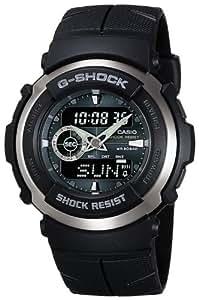 [カシオ]CASIO 腕時計 G-SHOCK ジーショック STANDARD G-SPIKE G-300-3AJF メンズ