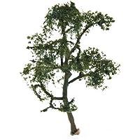 1本 模型用 シカモア 樹木 建築鉄道電車模型 高さ3.54インチ