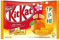 ネスレ日本 キットカットミニ いよかん 12枚