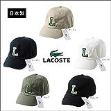 LACOSTE メンズ ラコステ ロゴキャップ L3482