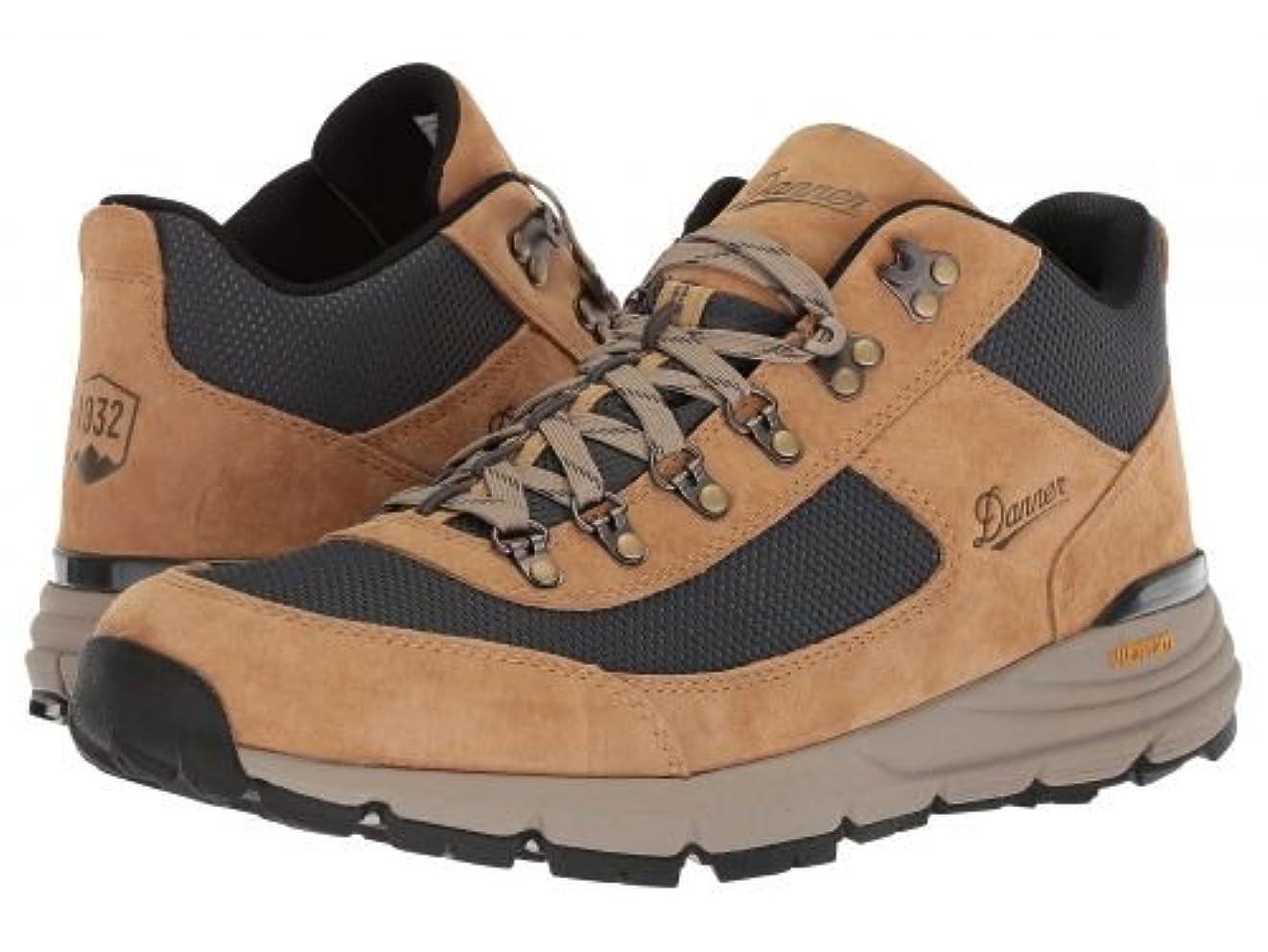 リベラルリーク教義Danner(ダナー) メンズ 男性用 シューズ 靴 ブーツ ハイキングブーツ South Rim 600 - Sand [並行輸入品]