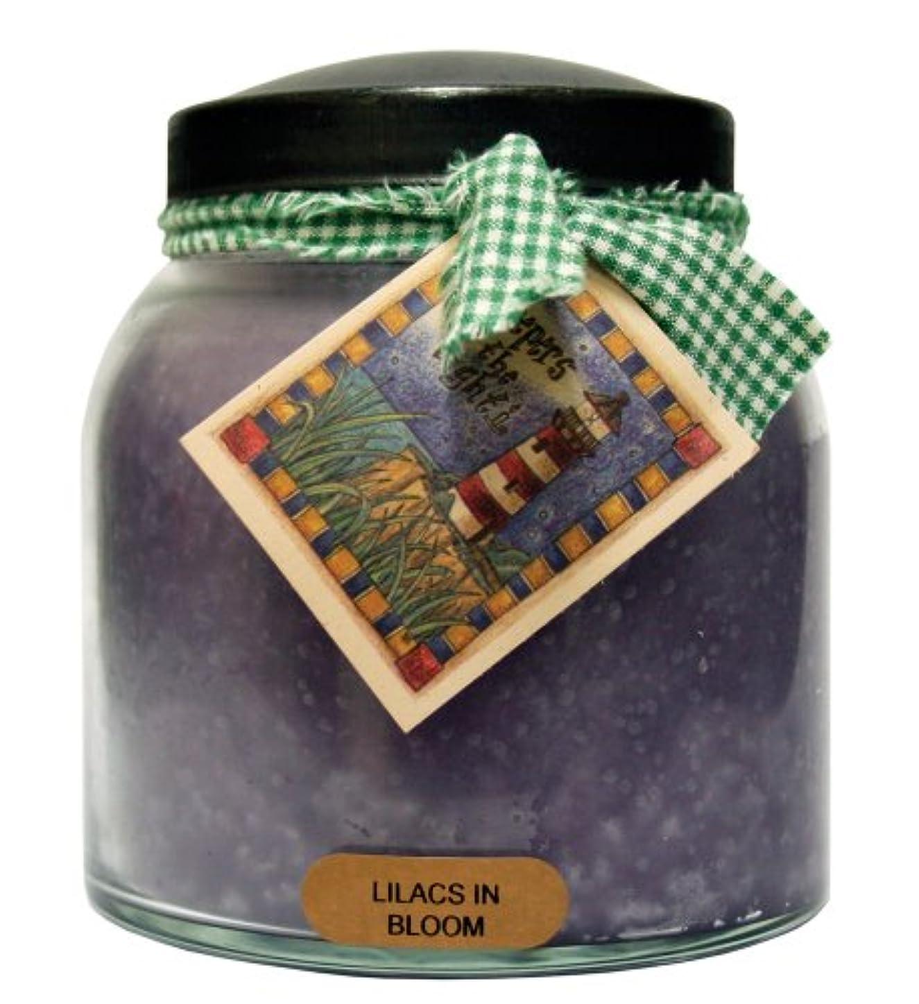 減衰音楽家魅惑するA Cheerful Giver Lilacs In BloomベビーJar Candle 34oz JP80