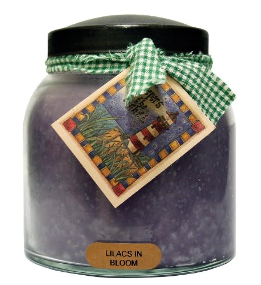 自治的大砲グラディスA Cheerful Giver Lilacs In BloomベビーJar Candle 34oz JP80