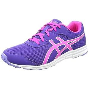 [アシックス] 運動靴 LAZERBEAM LB 3319パープル/ピンク 24.5