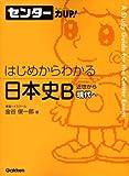 はじめからわかる日本史B近世から現代へ (センター力UP!はじめからわかるシリーズ 8)