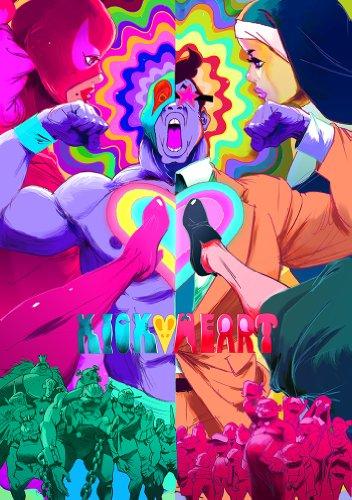 キックハート Kick-Heart (特典ディスク付) (取扱店限定)[Blu-ray]の詳細を見る
