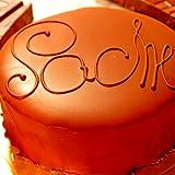 最高級洋菓子 ウィーンの銘菓 ザッハトルテ チョコレートケーキ 15cm プレートセット