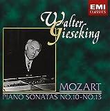 モーツァルト:ピアノ・ソナタ第10番~第13番