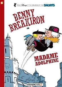 Benny Breakiron 2話 表紙画像