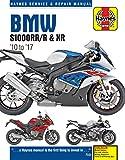 ヘインズ刊「BMW S1000RR/R & XR (2010-2017年)」サービスマニュアル