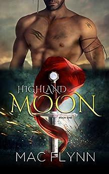 Highland Moon #1: BBW Scottish Werewolf Shifter Romance by [Mac Flynn]
