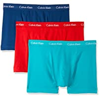 Calvin Klein Men's Cotton Stretch Trunks 3 Pack