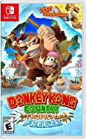 Donkey Kong Country Tropical Freeze (輸入版:北米) -Switch