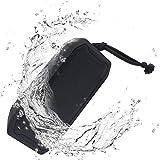 AstiVita Waterproof Portable Bluetooth Speaker - Portable Speaker - IPX7 (Black)