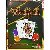 アメリカンブリキ看板 ブラックジャック/Blackjack (こちらの商品の内訳は『3点』のみ)