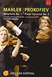 Lucerne Festival 2009: Symphony 1 / Piano Cto 3 [DVD] [Import]