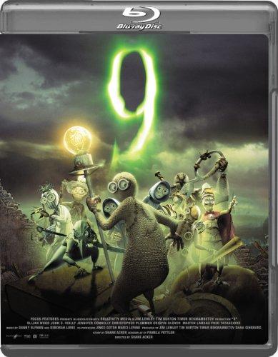 9<ナイン>~9番目の奇妙な人形~ スタンダード・エディション [Blu-ray]