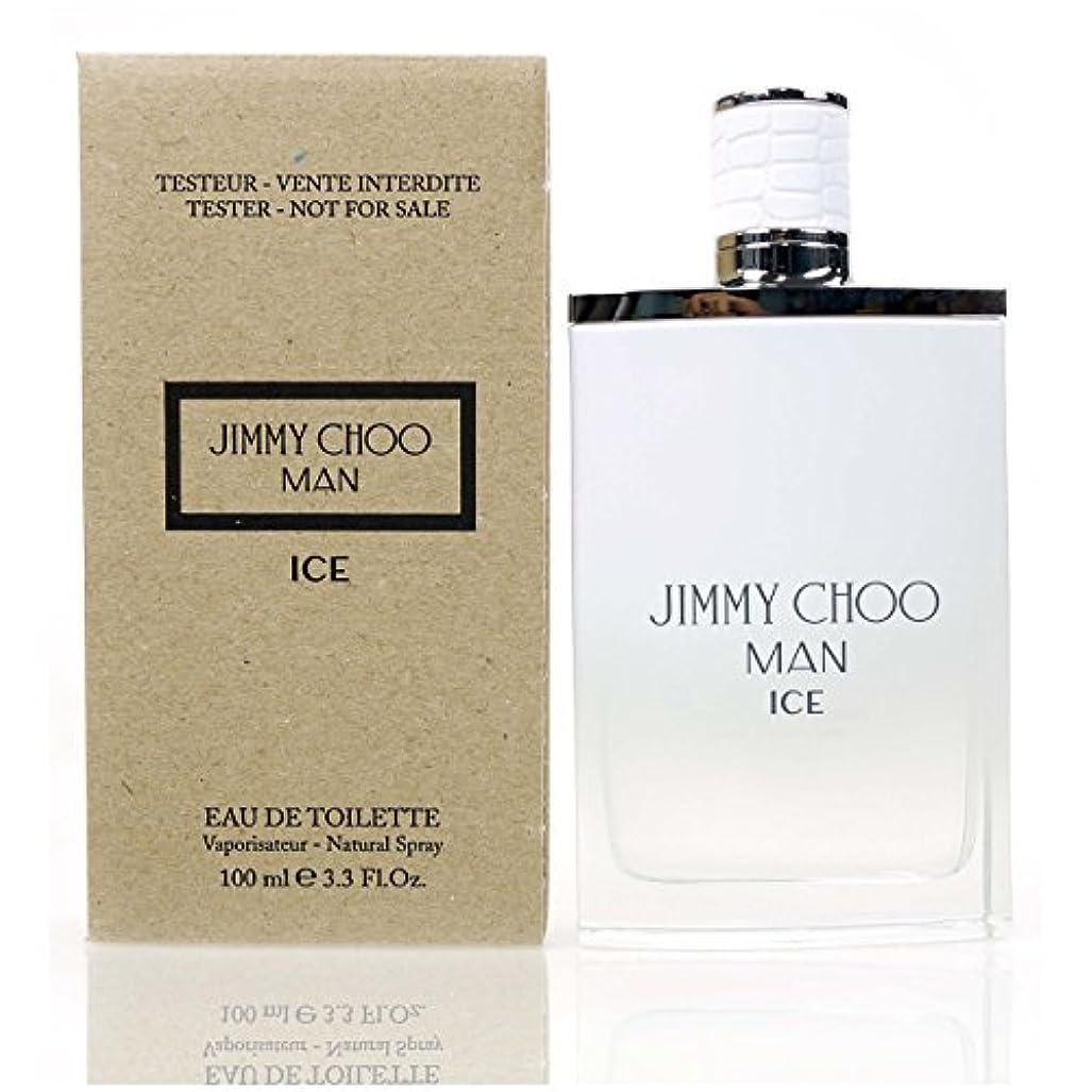 簡潔な中古リングジミーチュウ JIMMY CHOO マンアイス EDT SP 100ml 「アウトレット箱なし」JIMMY CHOO MAN ICE
