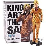 One Piece King of Artist the Sanjiフィギュア人形Sanji vinsmoke Anime PVCアクションフィギュアCollectibleモデルおもちゃ Does not apply
