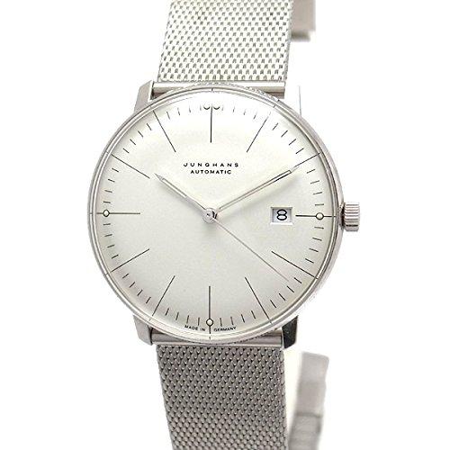 [ユンハンス]JUNGHANS 腕時計 マックスビル オートマティック 27/4002.44M メンズ [並行輸入品]