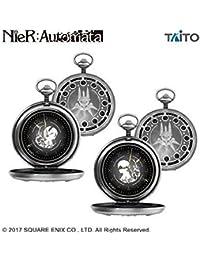 NieR:Automata 懐中時計 2B ヨルハ二号B型 9S ヨルハ九号S型 全2種セット