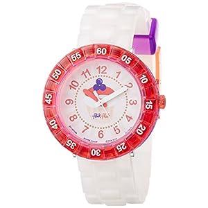 [フリック フラック]FLIK FLAK キッズ腕時計 MILKITA ZFCSP046 ガールズ 【正規輸入品】