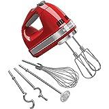 KitchenAid Artisan Hand Mixer KHM926 Empire Red