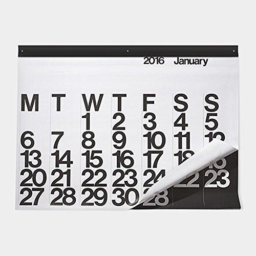 RoomClip商品情報 - Stendig オーバーサイズ カレンダー 2016