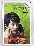 ヒョンビン (Hyun Bin)/フォトステッカーシール87枚(16シート)セット - Photo Sticker 87pcs(16sheets)(K-POP/韓国製)