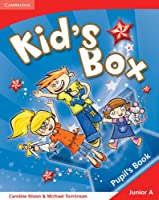 Kid's Box Junior A Pupil's Book Greek edition