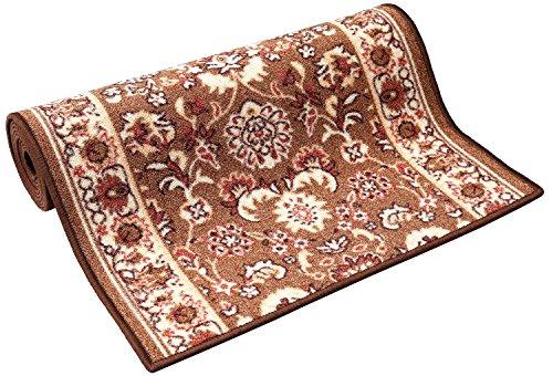 [해외]와타나베 공업 복도 담요 카펫 소피아 베이지 80/Watanabe Industrial Corridor Floor Carpet Sofia Beige About 80